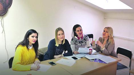 Rok ističe danas: Članice tima iz Srbije, Foto: privatna arhiva
