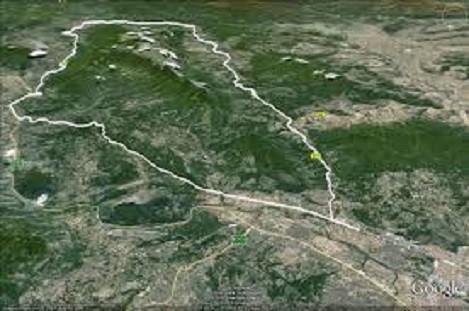Горска служба трага за несталим Нишлијом у подножју Суве планине