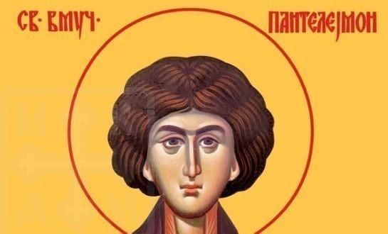 Ниш слави Светог Пантелејмона