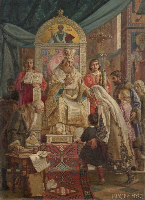 Danas je Sveti Sava,  školska slava