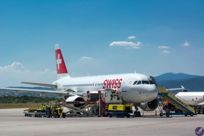 Од пролећа Ниш без летова за Цирих