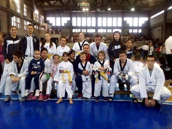 Хуманитарни теквондо турнир у Нишу