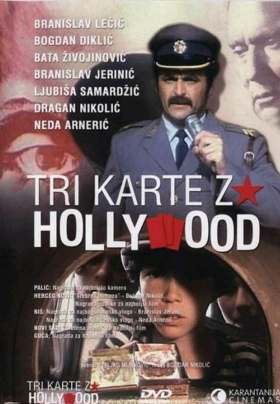 VIP Kinoteka: Tri karte za Holivud