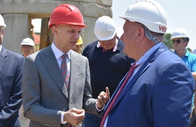 Лесковац постаје први град у Србији са комплетним системом за пречишћавање отпаданих вода