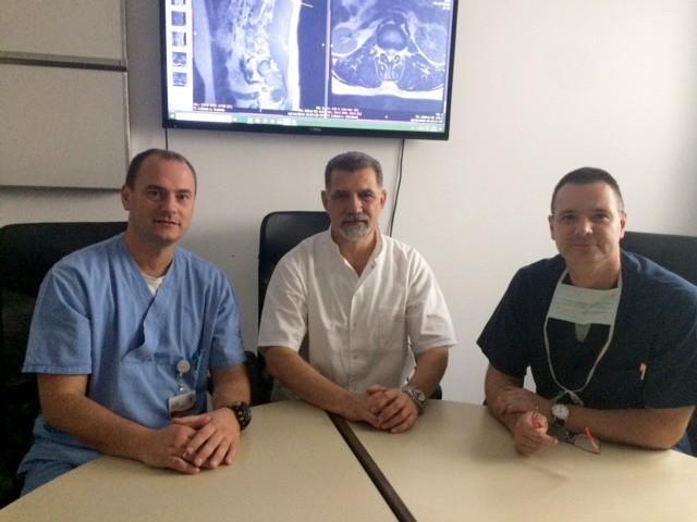 Još jedan uspeh niških neurohirurga - operacije tumora na kičmi postaju rutina