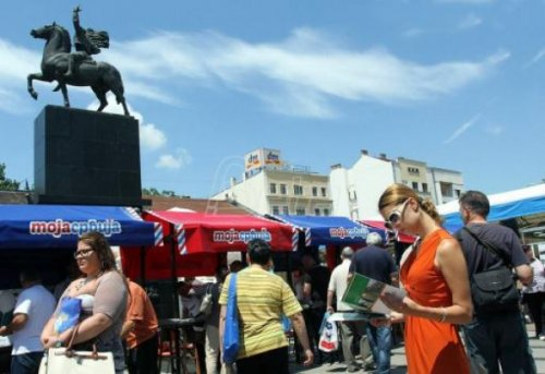 Povećan broj turista u Nišu
