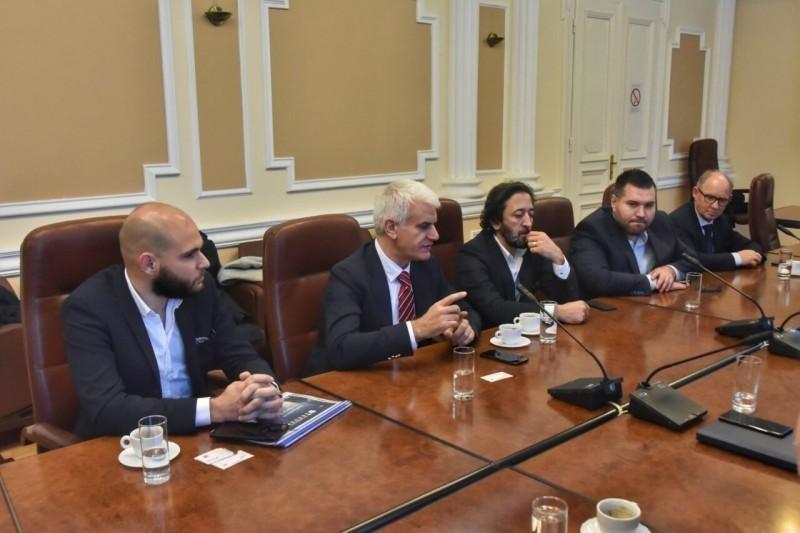 Турски привредници у Нишу - делегација заинтересована за Научно технолошки парк