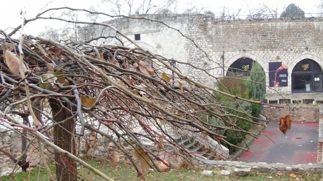 Нишка тврђава, Илустрација: Јужна Србија
