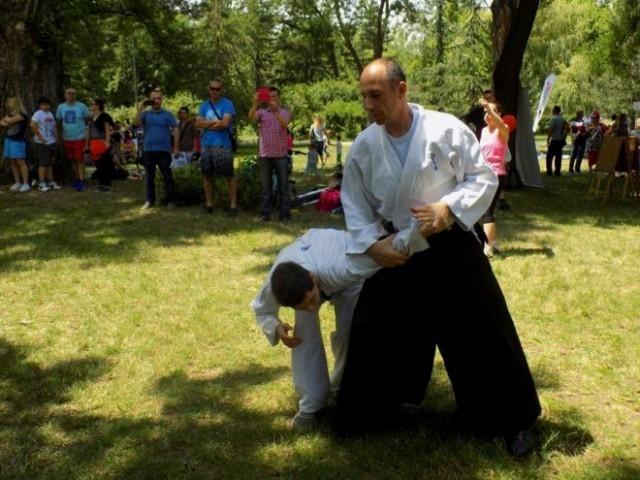 Aikido kao idealan izbor u postizanju trajnog zdravlja