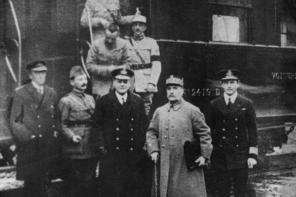Дан примирја у Првом светском рату
