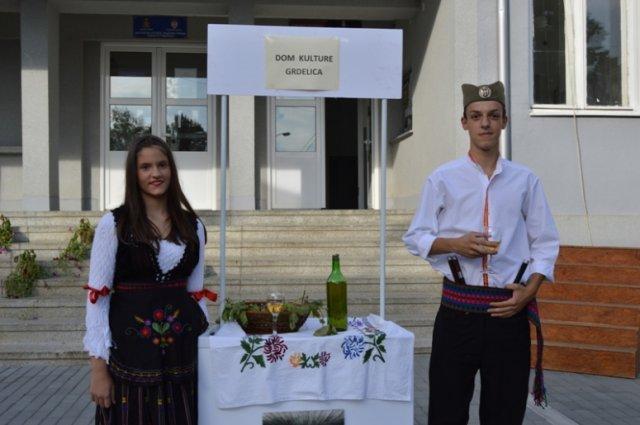 Први Сајам вина и роштиља у Грделици