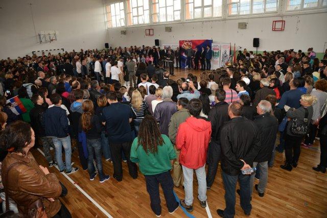Држава улаже у образовање у свим деловима Србије