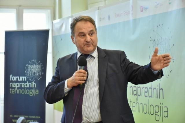 Саветовање економиста на Форуму напредних технологија