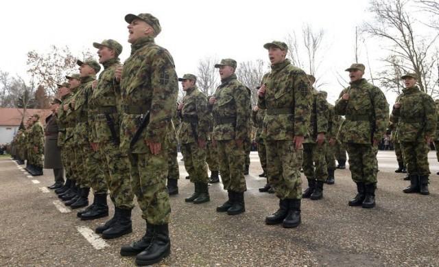 Почиње обука за оне који нису служили војску