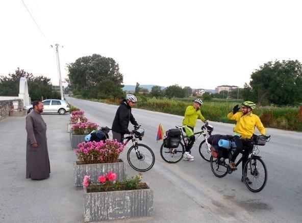 Бициклисти из Врања и Бујановца на Крфу