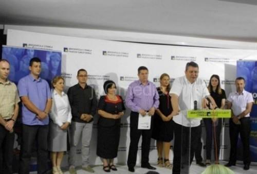 Tribina povodom 25 godina borbe za demokratiju u Vranju