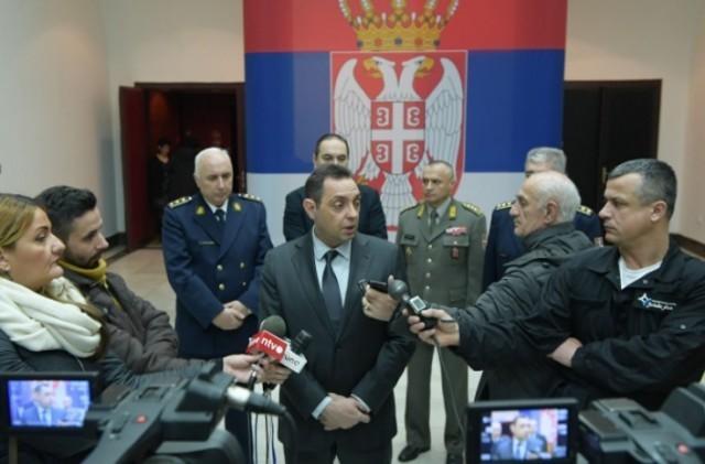 Вулин на свечаној академији поводом 140 постојања Војне болнице у Нишу
