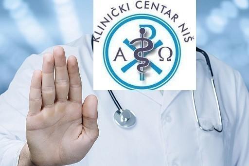 На снази забрана посета Клиничком центру Ниш