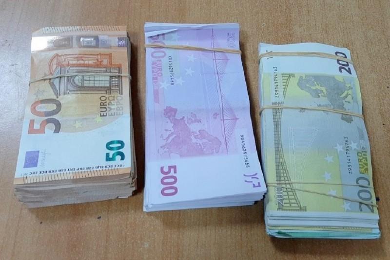 Турчин носио више од 100.000 непријављених евра у џеповима