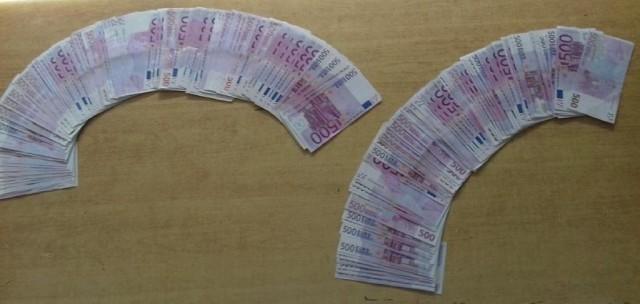 У доњем вешу сакривено 120.000 евра