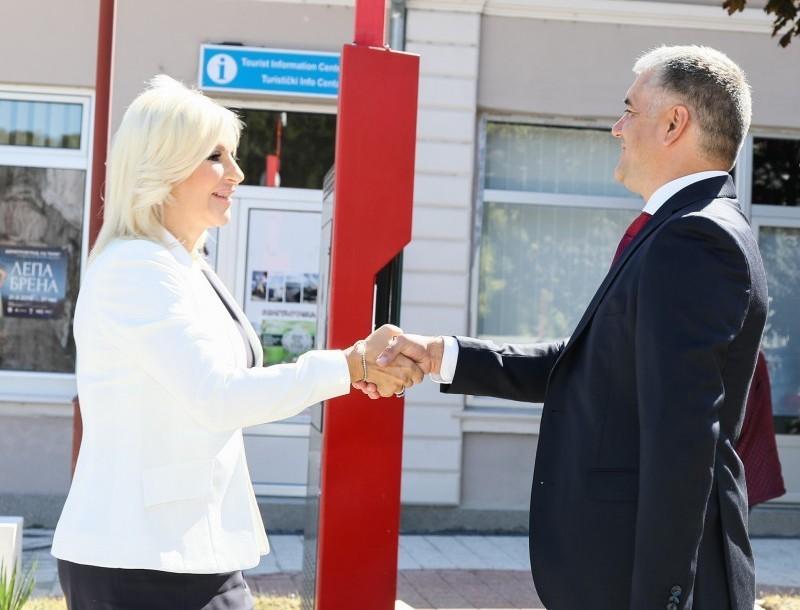 Dan opštine Dimitrovgrad: Vi ste dokaz da svi narodi Balkana mogu da žive zajedno