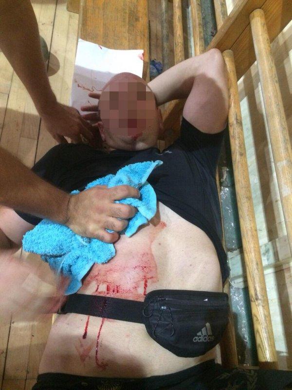 Ухапшен нападач који је избо ножем Ненада Ђурића, тренера из Алексинца