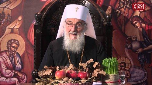 Božićna poslanica Srpske Pravoslavne Crkve (VIDEO)