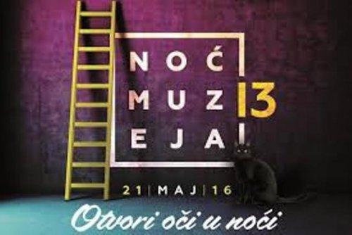Evropska noć muzeja u Nišu