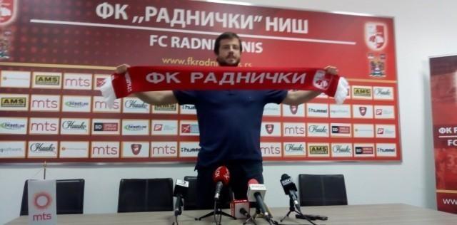 Lalatović novi trener Radničkog