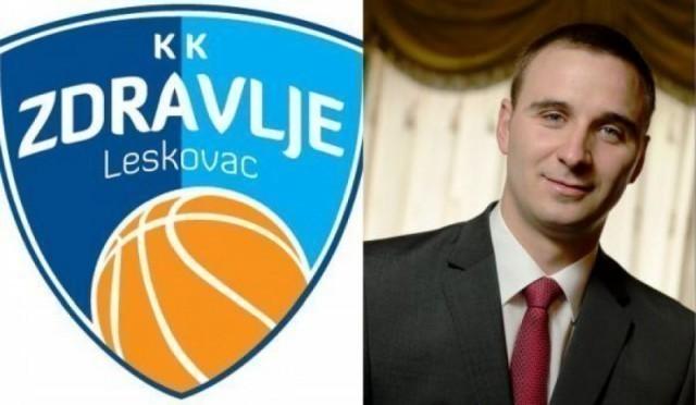 Петар Илић изабран за менаџера КК Здравље Лесковац