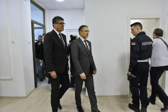 Нова станица саобраћајне полиције у Нишу
