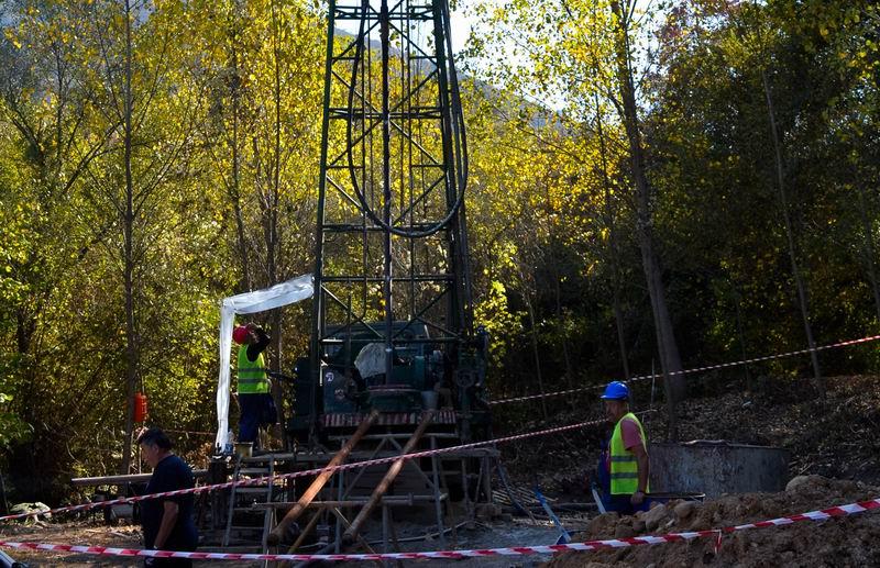 И поред Моравице и Бованског језера Сокобања има проблем са текућом водом: Нова бушотина за водоснабдевање