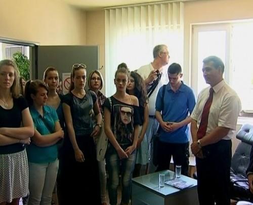Посета Српско-руском хуманитарном центру