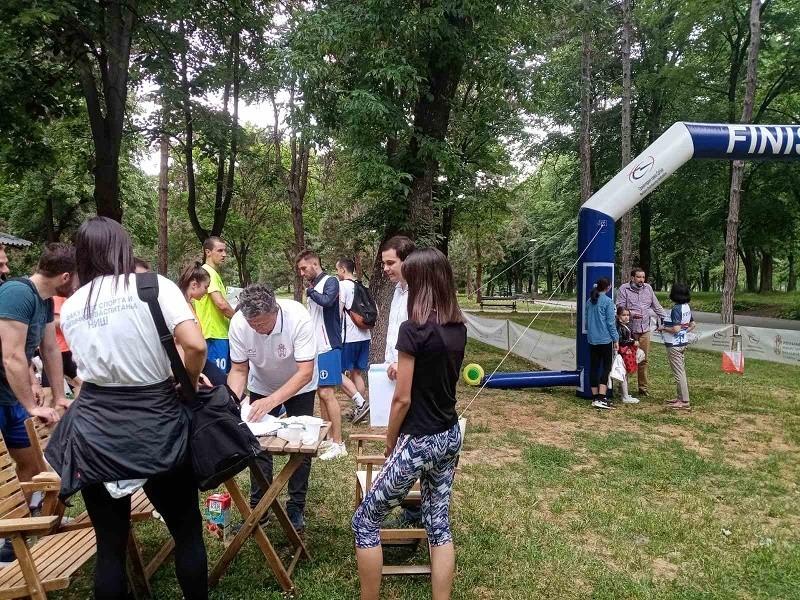 Priroda, njena bogatstva i život sa njom - održan Orijentiring seminar i trka studenata