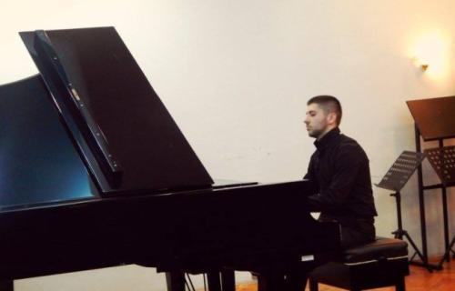 Koncert Andreja Cincarevića u Beogradu