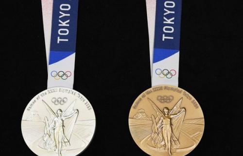 Prve dve medalje na Olipijadi