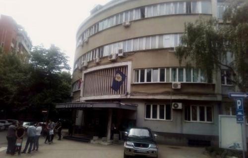 Penzionisan Slaviša Virijević
