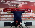 Лалатовић нови тренер Радничког