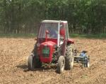 Počela setva kukuruza i deteline u Pčinjskom okrugu