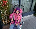Церебрална парализа је приковала за колица, а осмехом се бори и не одустаје
