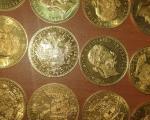 Zlatnici Franc Jozef