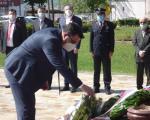 """На """"Дан победе"""" Руска странка у Нишу поклонила се жртвама фашизма"""