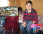 Хуман гест дечака из Ниша: Поклонио све играчке болесној и злостављаној деци