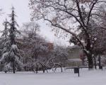 Јутрос почела зима