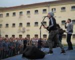 Амадеус бенд одржао концерт за памћење у нишком затвору
