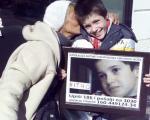 Niški protestanti kolektivno dali priloge za lečenje malog Andrije (VIDEO)