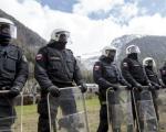 Austrijski policajci na našoj granici sa Bugarskom