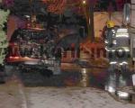 Nišlije probudila jaka eksplozija: Podmetnuta bomba raznela terenac