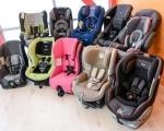 Ауто-седишта за децу рођену током 2018. у Куршумлији