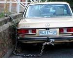 """Ухапшен Прокупчанин јер је """"позајмио"""" паркирани ауто"""